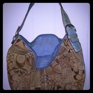 Authintic Coach purse